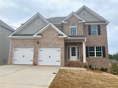 Stockbridge Single Family Home For Sale: 1433 Gallup Drive