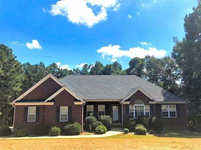 Carrollton Single Family Home For Sale: 401 Carrie Kathleen Terrace
