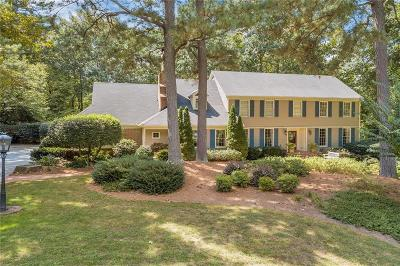 Sandy Springs Single Family Home For Sale: 660 River Chase Ridge