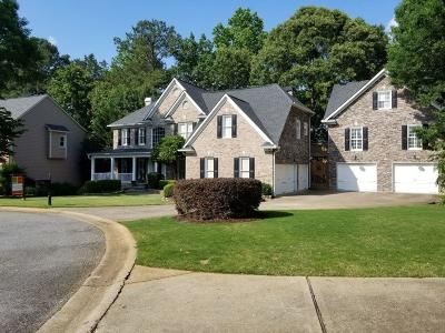 Woodstock GA Single Family Home For Sale: $549,000