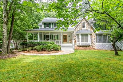Acworth Single Family Home For Sale: 88 Stone Mill Drive