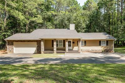 Acworth Single Family Home For Sale: 3410 Moss Landing Road