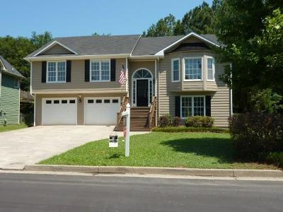 Cartersville Single Family Home For Sale: 31 Thoroughbred Lane