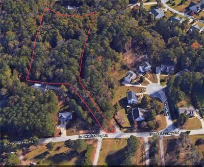 Paulding County Residential Lots & Land For Sale: 1064 Brooks Rackley Road