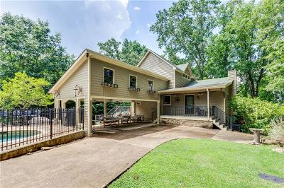 Cumming Single Family Home For Sale: 7221 Flowery Branch Road