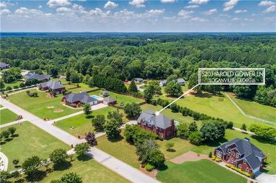 Loganville Single Family Home For Sale: 520 Harold Gower Lane