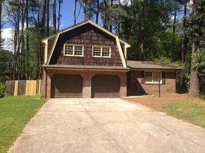 Decatur Single Family Home For Sale: 2612 Elkhorn Drive