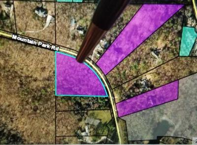 Roswell Residential Lots & Land For Sale: Mountain Park Road