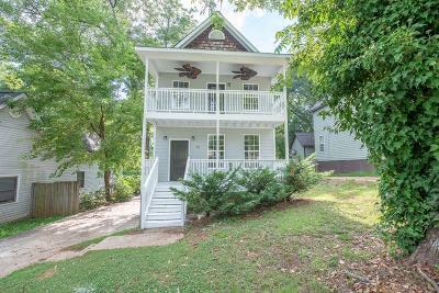 Atlanta Single Family Home For Sale: 989 SE Linam Avenue