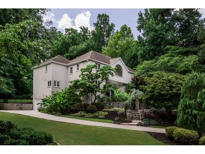 Atlanta Single Family Home For Sale: 2000 Woodsdale Road NE