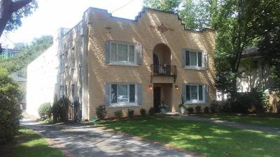 Condo/Townhouse For Sale: 70 Sheridan Drive NE #4