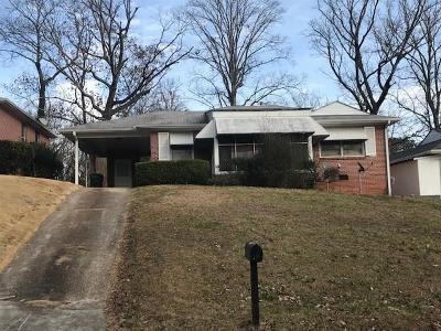 Single Family Home For Sale: 2184 Springdale Road SW