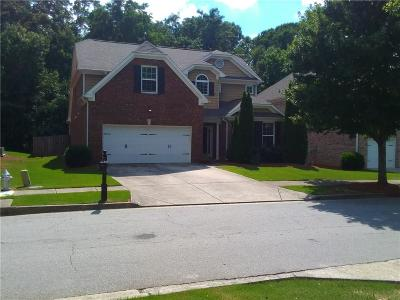Buford Single Family Home For Sale: 3626 Rosecliff Trace