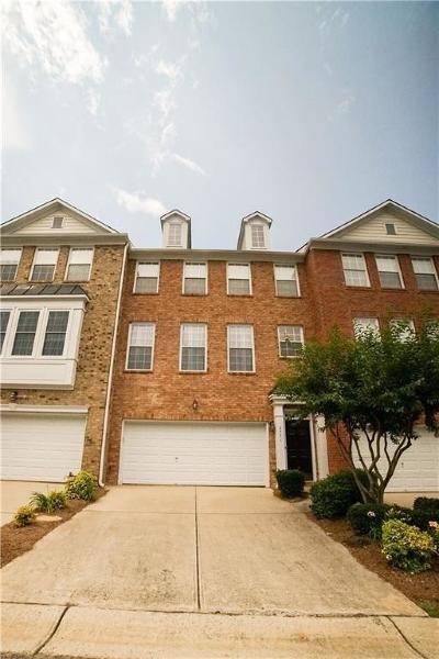 Atlanta Condo/Townhouse For Sale: 3771 Chattahoochee Summit Drive SE #3
