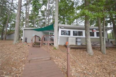 Acworth Single Family Home For Sale: 5400 Kings Camp 34b Road