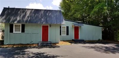 Dallas Single Family Home For Sale: 208 Buchanan Street