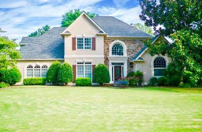 Alpharetta Single Family Home For Sale: 12180 Boxwood Circle