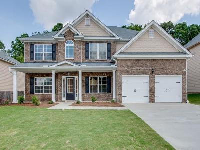 Stockbridge Single Family Home For Sale: 488 Brunswick Circle