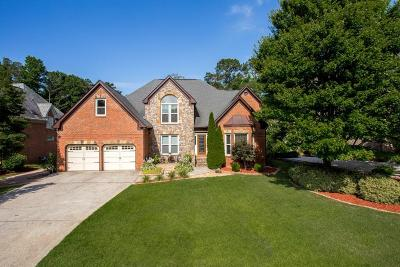 Acworth Single Family Home For Sale: 5587 Forkwood Drive NW