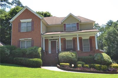 Decatur Single Family Home For Sale: 3470 Cherry Ridge Place