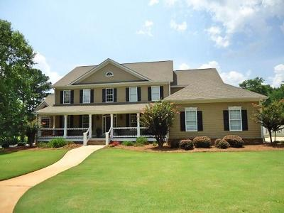 Henry County Single Family Home For Sale: 275 Peach Drive