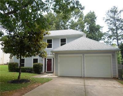Alpharetta Single Family Home For Sale: 4880 Evergreen Valley Way
