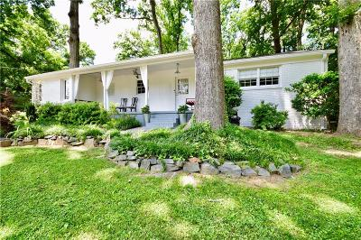 Atlanta Single Family Home For Sale: 1499 Lively Ridge Road NE