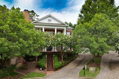 Sandy Springs Single Family Home For Sale: 225 High Point Walk