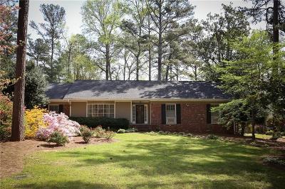 Marietta Single Family Home For Sale: 1171 Arden Drive