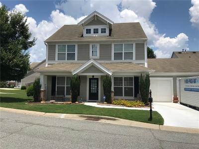 Canton Single Family Home For Sale: 309 Azalea Loop