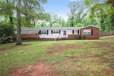 Cartersville Single Family Home For Sale: 24 Forrest Hill Drive