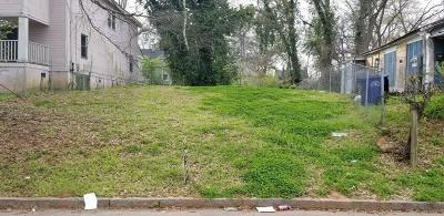 Atlanta Residential Lots & Land For Sale: Elm Street
