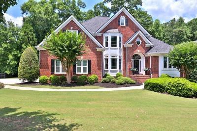 Alpharetta Single Family Home For Sale: 120 Highland Oaks Court