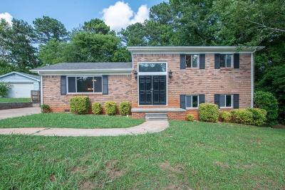 Forest Park Single Family Home For Sale: 5798 Shirley Court