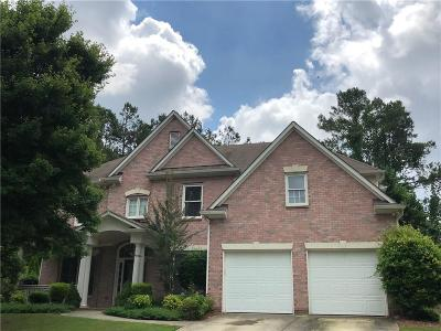 Kennesaw Single Family Home For Sale: 720 Registry Run NW