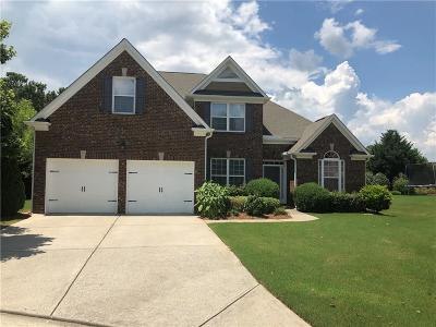 Buford Single Family Home For Sale: 3666 Rosecliff Trace