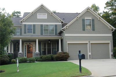 Canton Single Family Home For Sale: 433 Gold Crossing