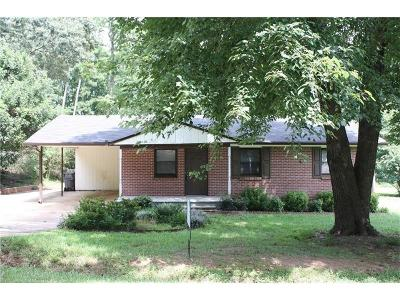 Dacula Single Family Home For Sale: 2821 Hill Circle