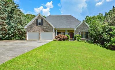 Canton GA Single Family Home For Sale: $385,000