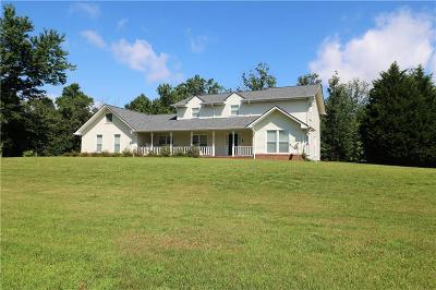 Lumpkin County Single Family Home For Sale: 5938 Dawsonville Highway