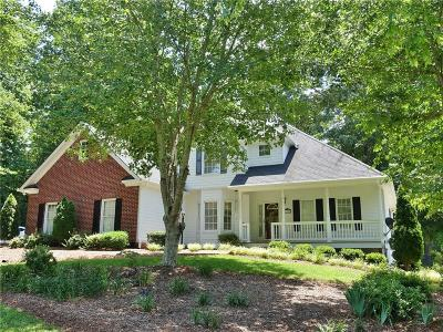 Canton Single Family Home For Sale: 109 Township Way