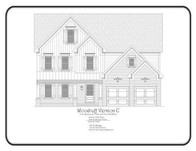 Marietta Single Family Home For Sale: 146 Maxwell Avenue SW