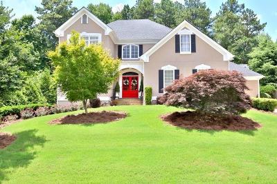 Alpharetta GA Single Family Home For Sale: $525,000