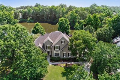 Johns Creek Single Family Home For Sale: 525 Rippling Water Lane