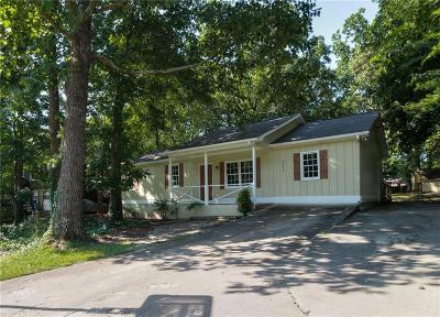 Lawrenceville Single Family Home For Sale: 2456 Verner Road