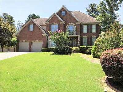 Suwanee Single Family Home For Sale: 4350 Landover Way