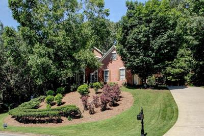 Woodstock Single Family Home For Sale: 1124 Towne Lake Hills E