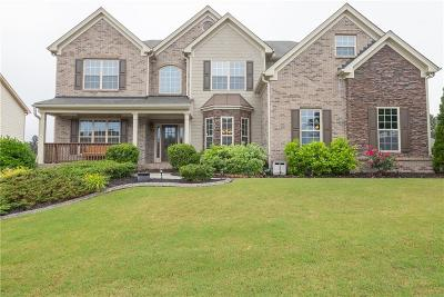 Dacula Single Family Home For Sale: 3001 McCannon Mill Drive