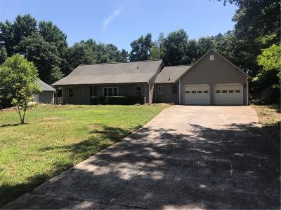 Woodstock Single Family Home For Sale: 416 Savannah Road