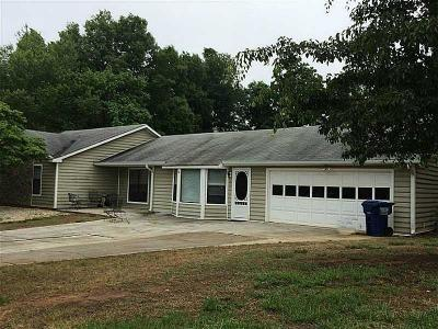 Duluth Single Family Home For Sale: 4956 Old Norcross Road